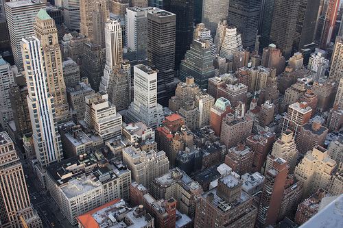 New York - 2009 - Stefan Cordes - Vollansicht