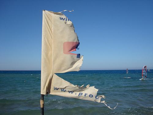 Windsurfing, Foto: Wolfgang Neuhaus