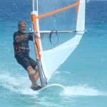 Bildserie: Surfen in Rhodos, Wolfgang Neuhaus