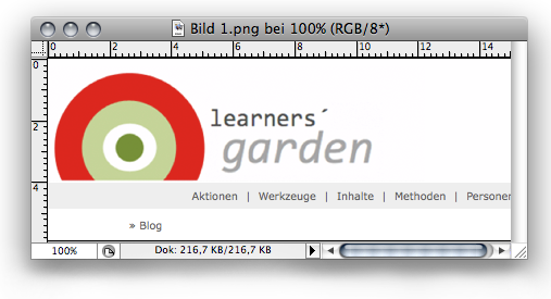 Learners´ Garden - Online Community